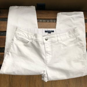 Chaps cropped jeans
